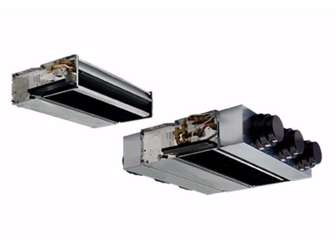 Built-in fan coil unit YARDY-DUCT2 by Rhoss