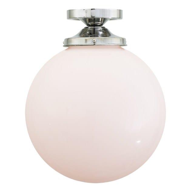 Lighting Yerevan Globe Mullan Plafoniera 25cm JTl1F3Kc
