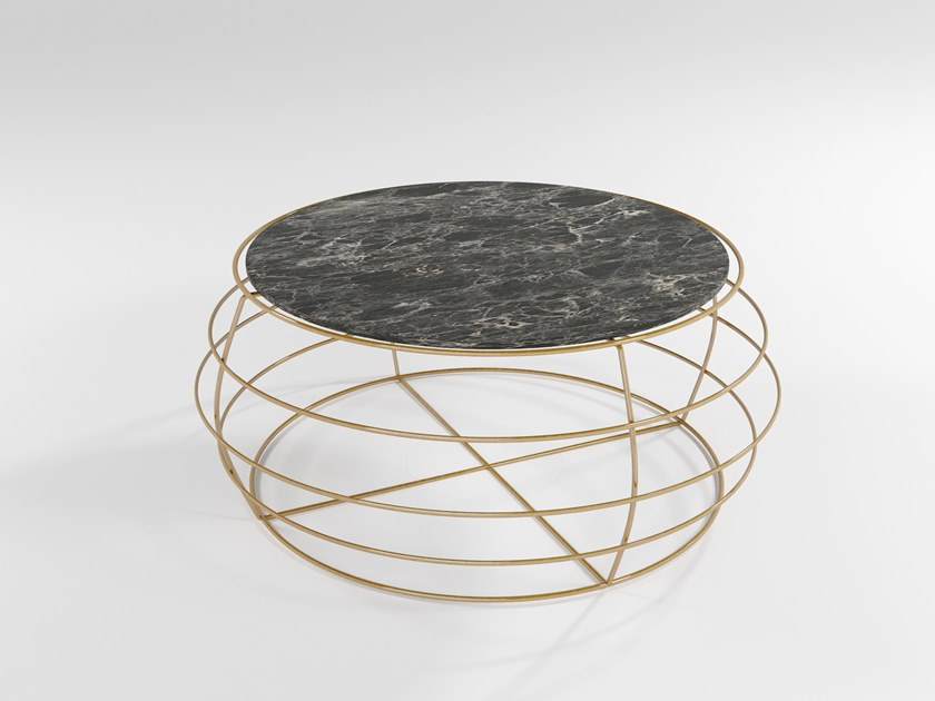 HPL coffee table YO-YO | HPL coffee table by Barel