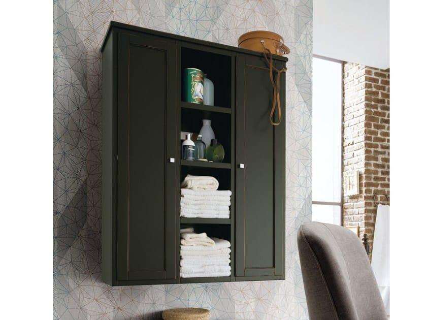 Wooden bathroom cabinet YORK 1 | Bathroom cabinet by Cerasa