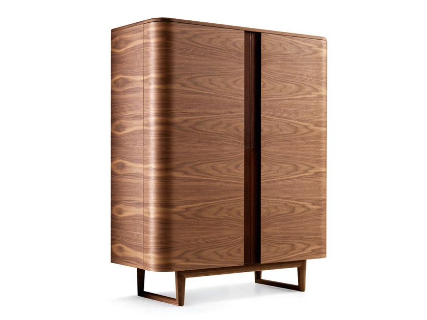 Highboard with doors YORK - 711901 | Highboard by Grilli