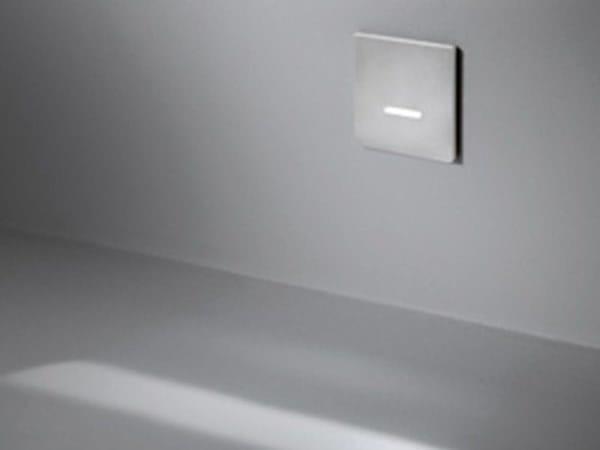 Segnapasso a LED in alluminio YORKA C by BEL-LIGHTING