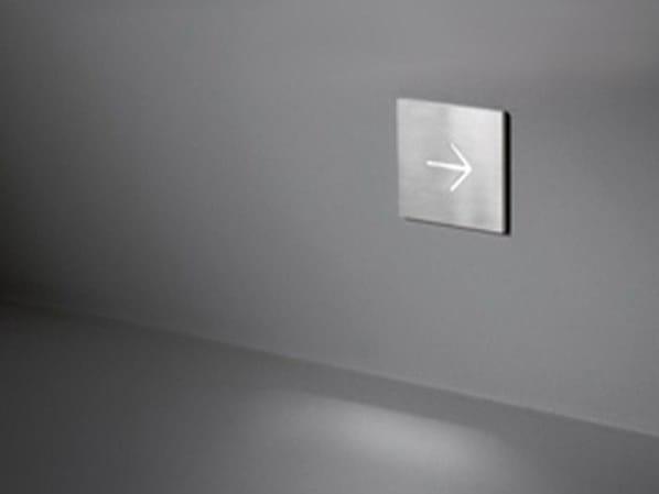 lighting Bel Yorka Alluminio In Segnapasso Led G A u5JKc13lTF