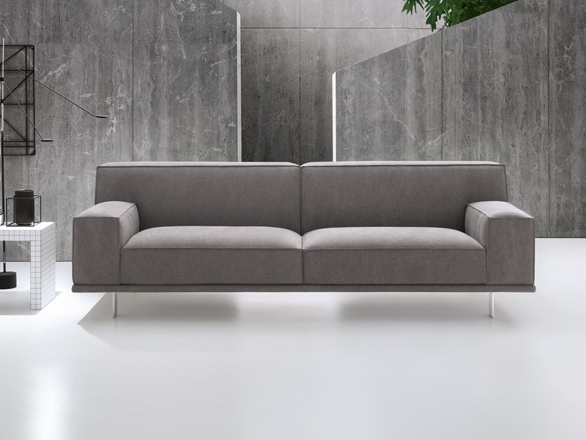 3 seater fabric sofa YOUNG   3 seater sofa by Felis