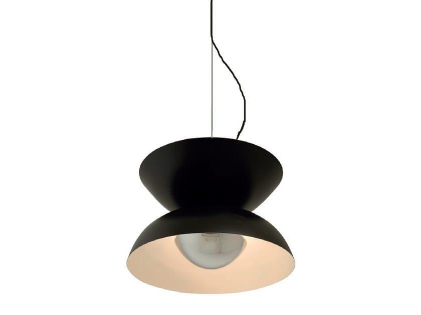 Metal pendant lamp YOYO by Aromas del Campo