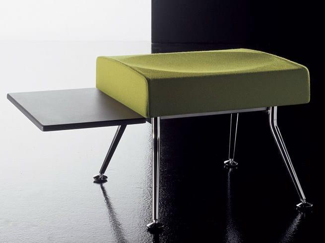 Pouf / coffee table YPSILON | Pouf by Diemme