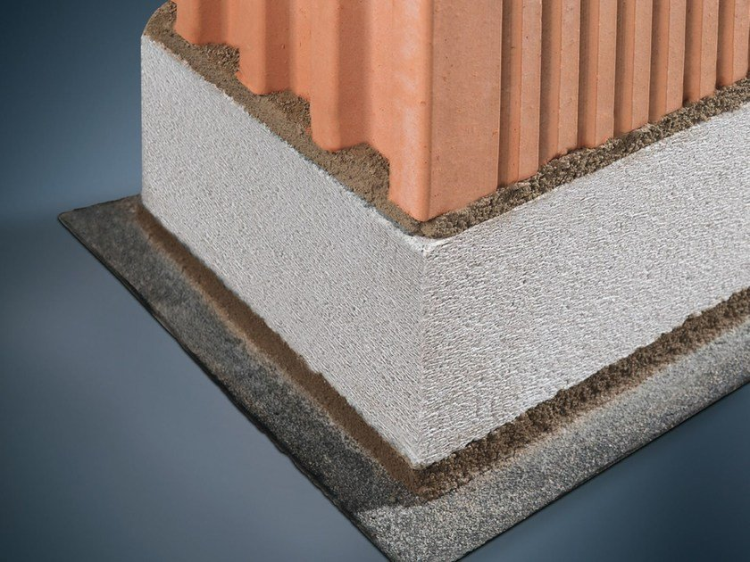 Lightweight Cellular Concrete Block For Thermal Insulation