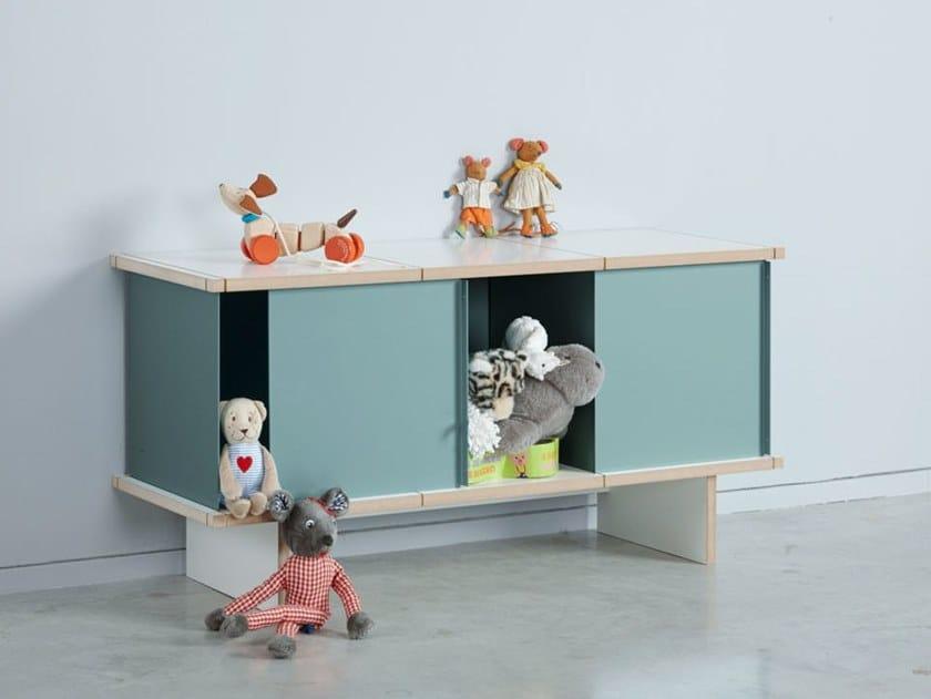 Sideboard YU SIDEBOARD 3x1 by KONSTANTIN SLAWINSKI