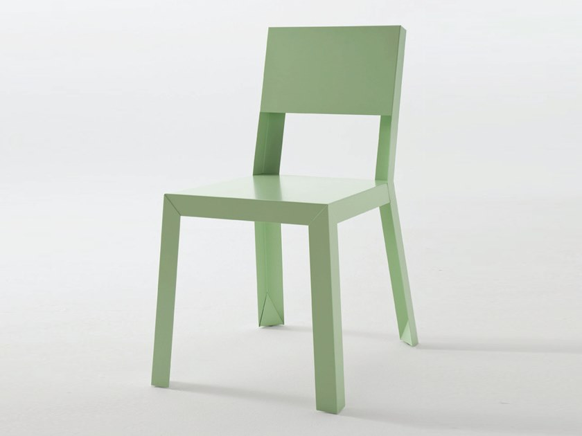 Lacquered plate garden chair YU.YU | Chair by Casprini