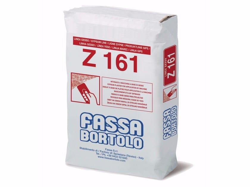 Gypsum plaster Z 161 by FASSA
