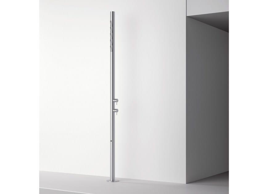 Z316 | Doccia esterna in acciaio inox