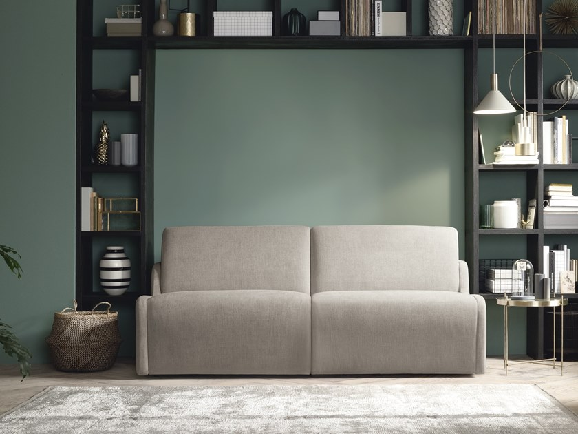 3 seater fabric sofa bed ZACK by Felis