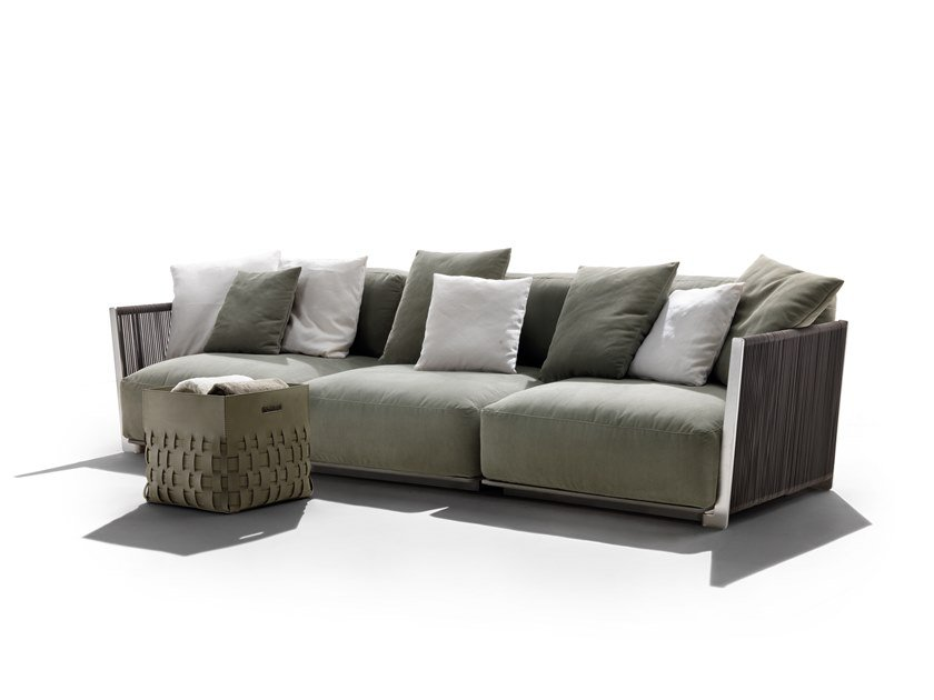 Re Garden Cuscini.Vulcano Garden Sofa By Flexform Design Antonio Citterio