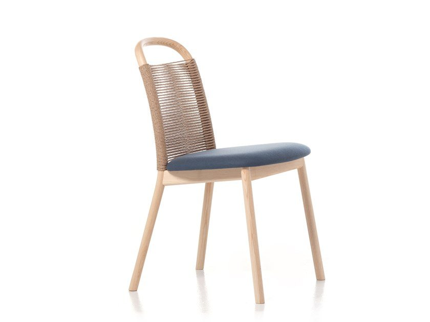 Chair ZANTILAM 21/NR by Very Wood
