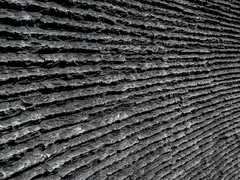 Wall tiles with stone effect ZANZIBAR by Artstone Panel Systems