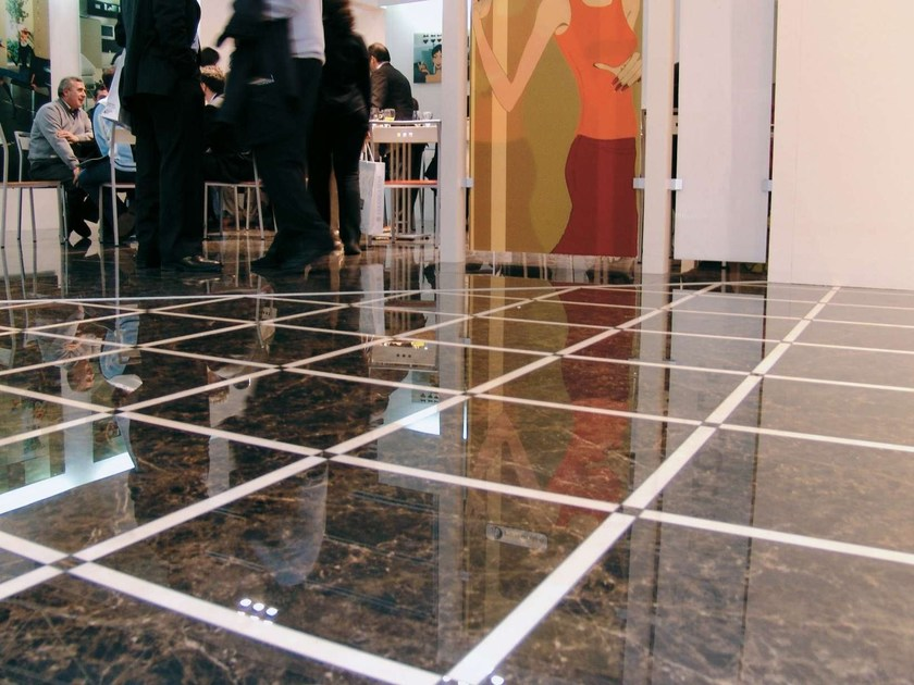 Wall/floor tiles with marble effect ZAR by Museum