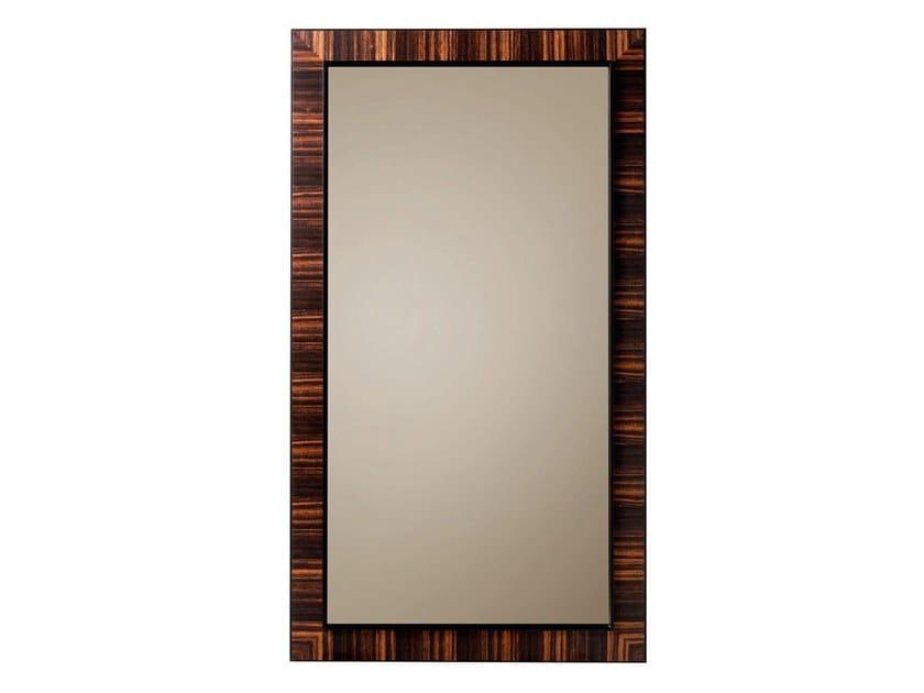 Rectangular wall-mounted mirror ZARAFA - 700502 | Rectangular mirror by Grilli