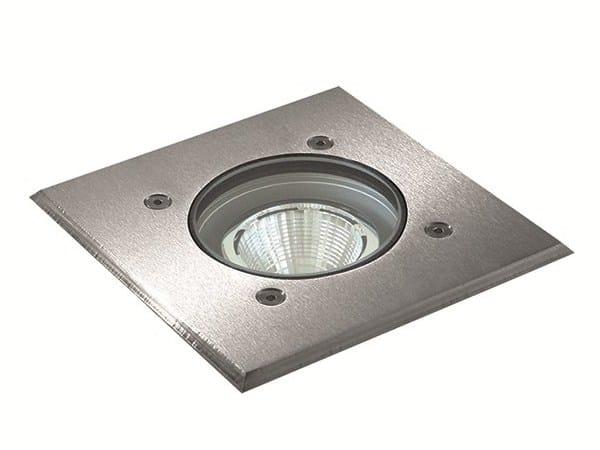 LED walkover light steplight ZAXOR LED by BEL-LIGHTING