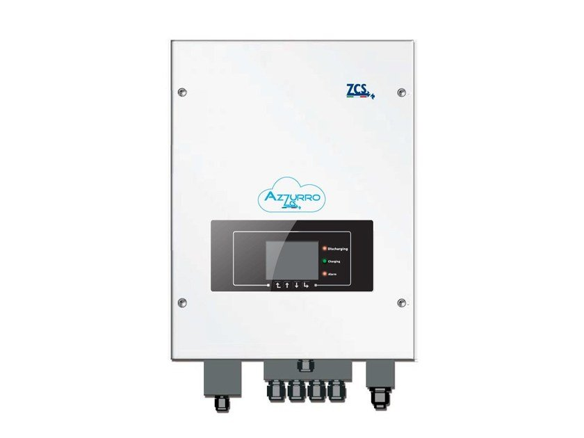 Inverter for photovoltaic system ZCS INVERTER by Coenergia