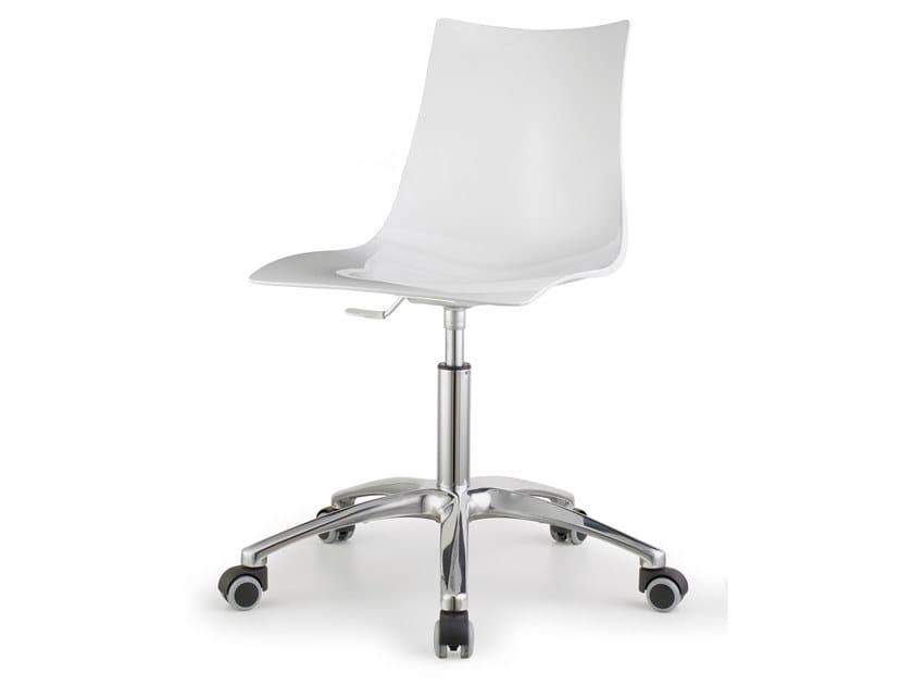 Zebra antishock sedia ufficio operativa by scab design design