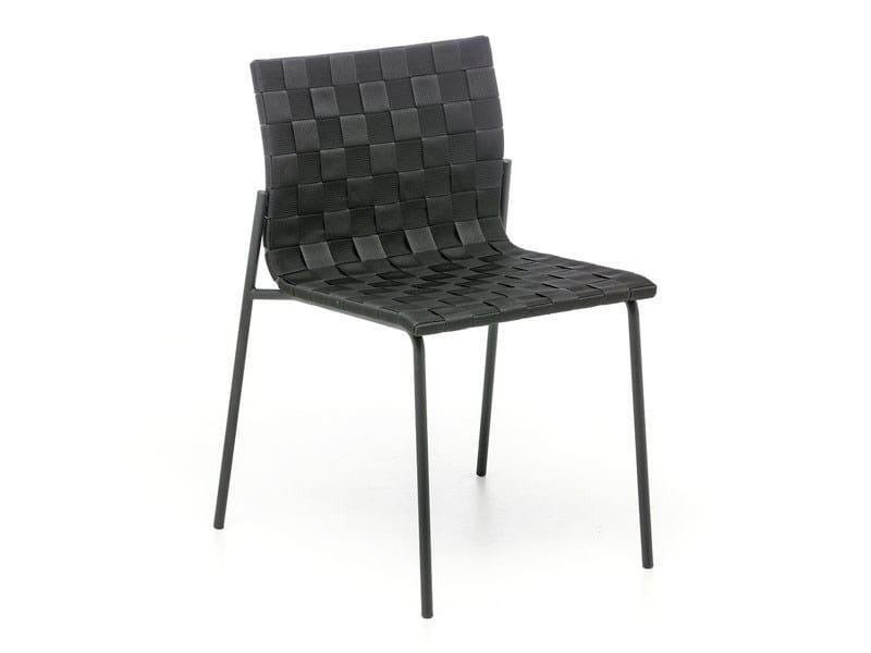 Stapelbarer Stuhl Aus Polypropylen ZEBRA | Gartenstuhl By Arrmet