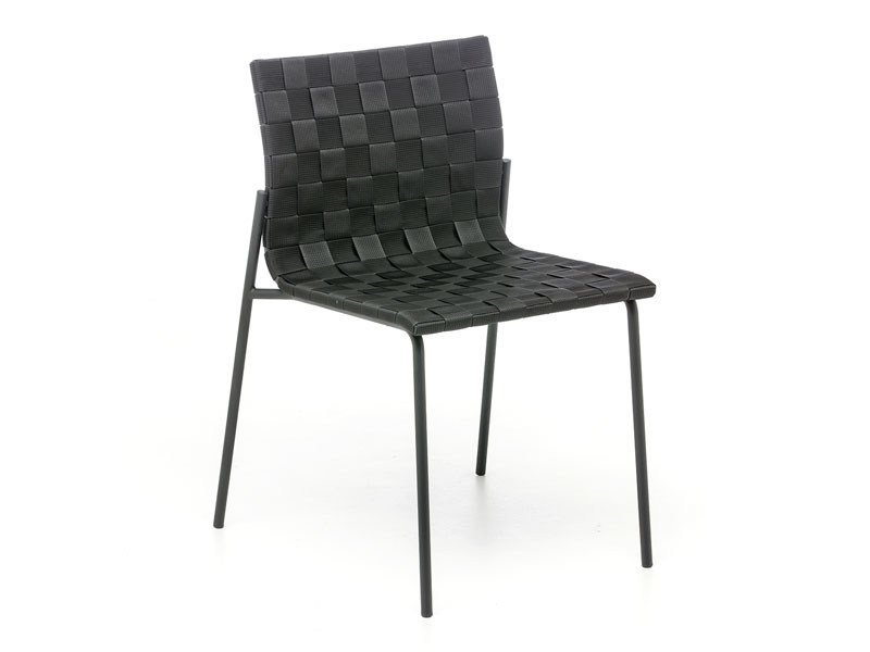 Stackable Polypropylene Chair ZEBRA | Garden Chair By Arrmet