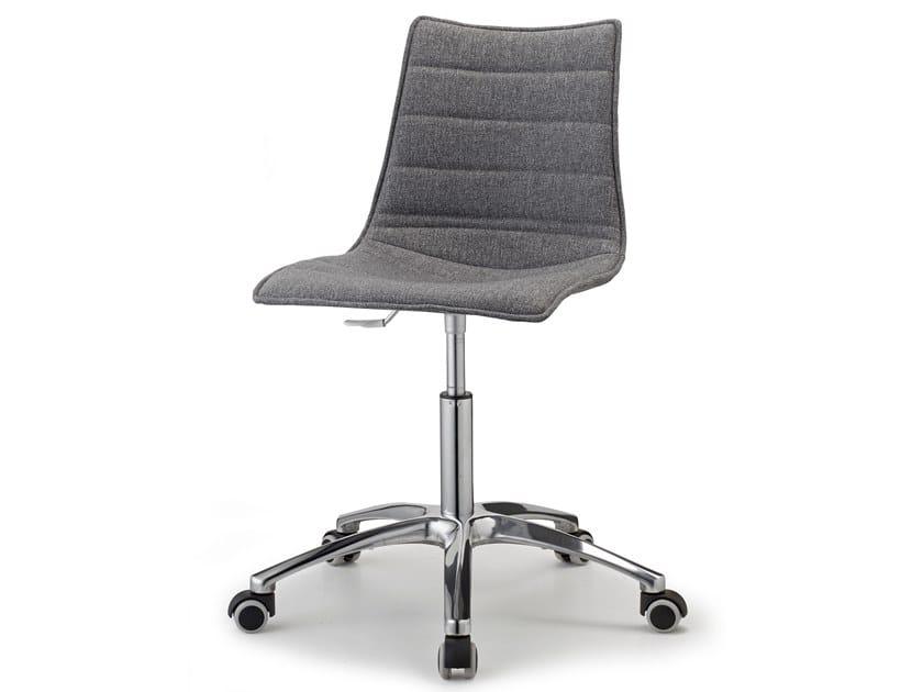 Zebra pop sedia ufficio operativa by scab design design luisa