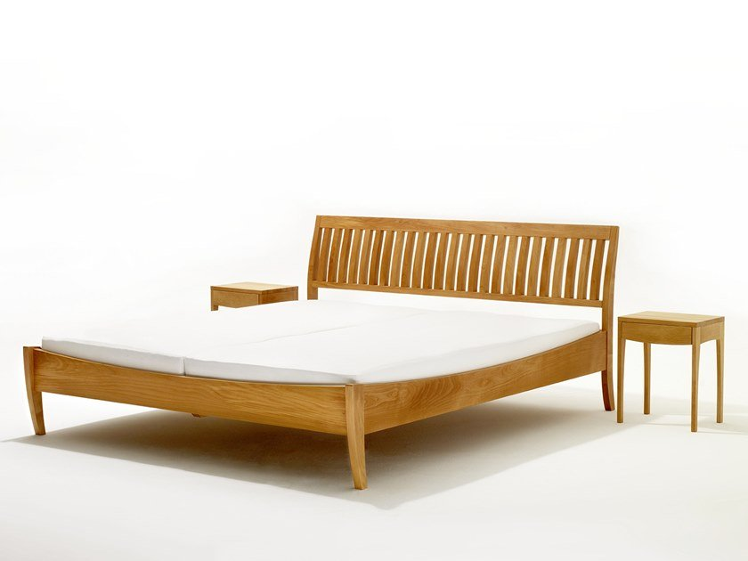 Zebra Wooden Bed By Sixay Furniture