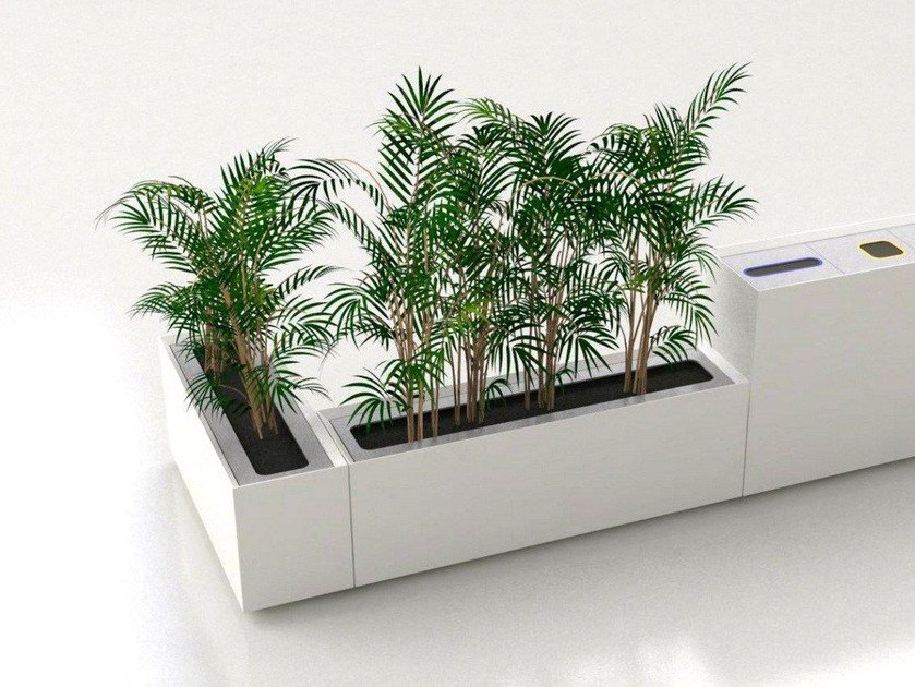 Fioriere Per Persiane ~ Zell ii fioriera per spazi pubblici by made design design estudi