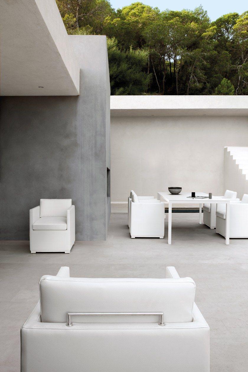 ZENDO   Lounge Gartensessel By MANUTTI