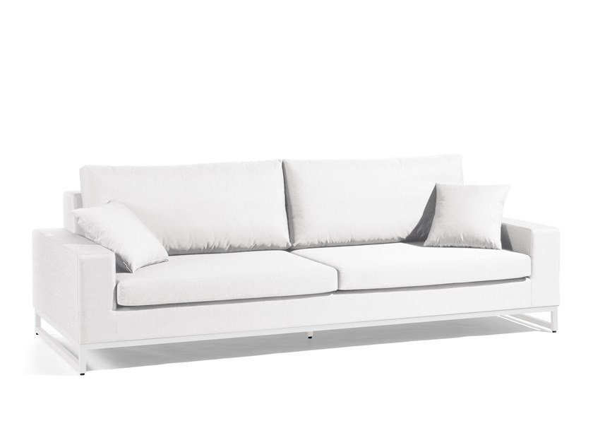 Upholstered Sofa ZENDO | Sofa By MANUTTI