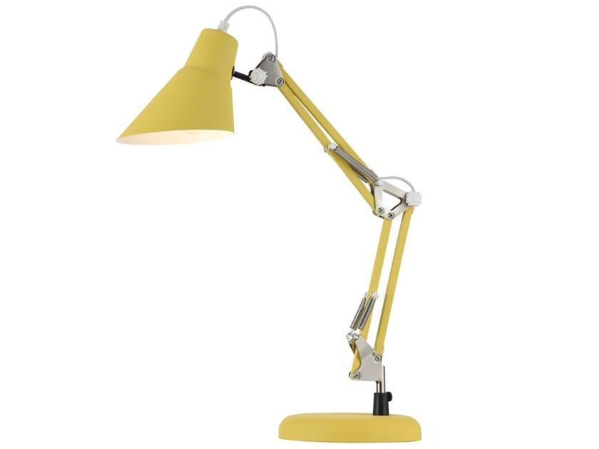 Adjustable metal table lamp ZEPPO 136 by MAYTONI