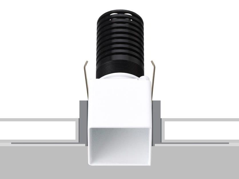 Faretto a LED a soffitto da incasso ZERO Q6 EVO by Flexalighting