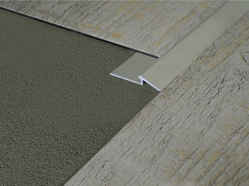 Flooring profile ZEROTEC ZR by PROFILITEC