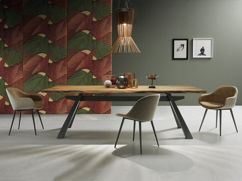 Rectangular Dining Table ZEUS | Table By Midj