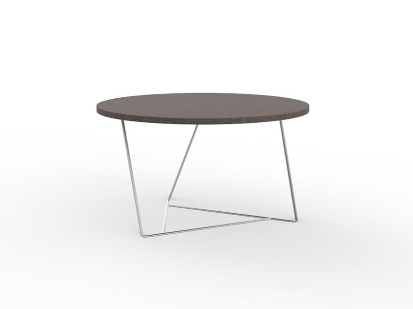 Round Coffee Table Zeus Tv 11 L By Mobilspazio