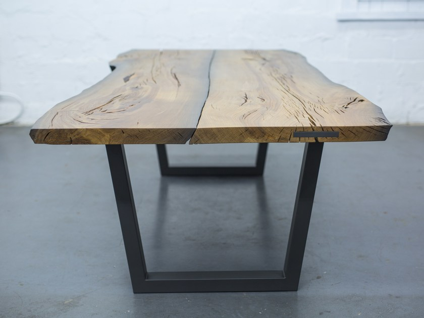 Rectangular dining table ZIGFRIED by EDWOOD