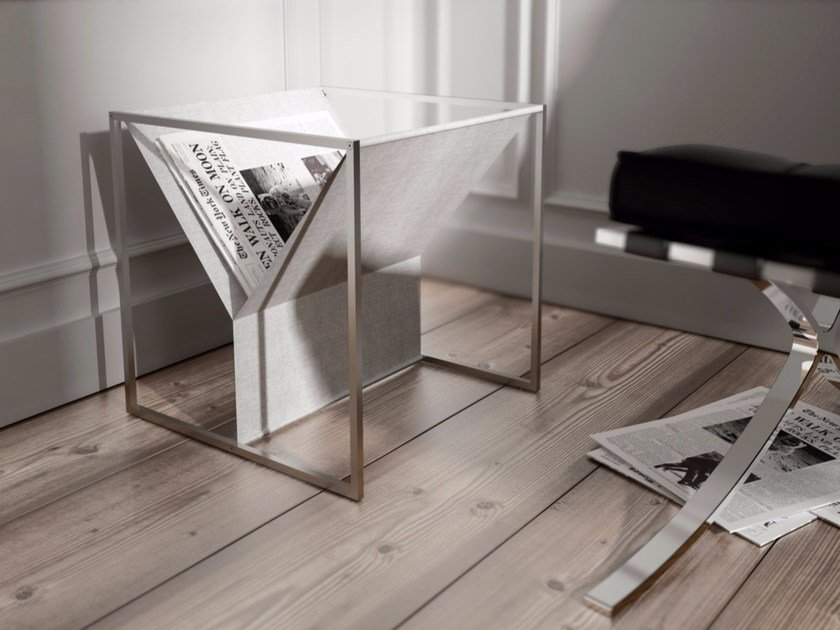 Magazine rack ZIN by Systemtronic