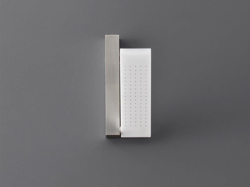 Adjustable rain shower ZIQ 52 by Ceadesign