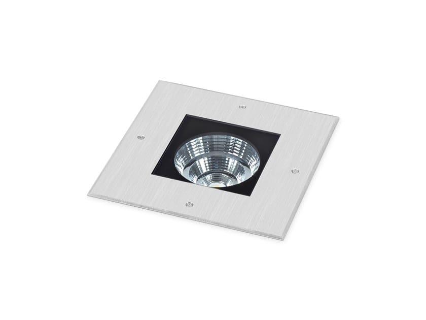 Segnapasso a LED per esterni ZOE SQ LED by INDELAGUE   ROXO Lighting