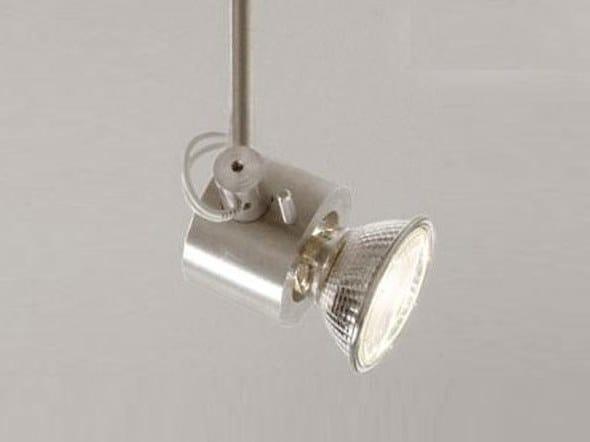 Faretto Orientabile Alluminio In Bel Zoom Alogeno lighting bf76Yyvg