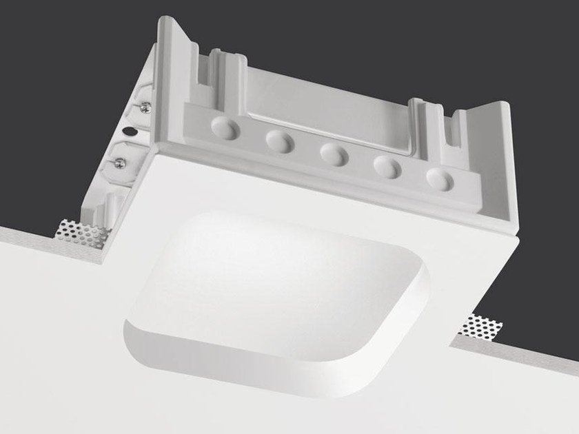 Ceiling recessed spotlight ZOOM by Buzzi & Buzzi