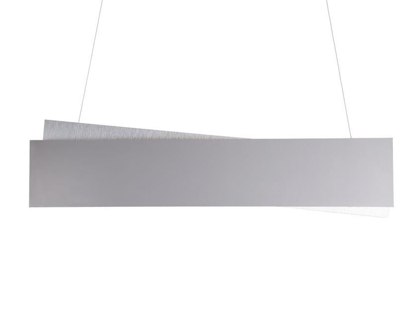 Metal pendant lamp ZOPPA | Pendant lamp by ENGI
