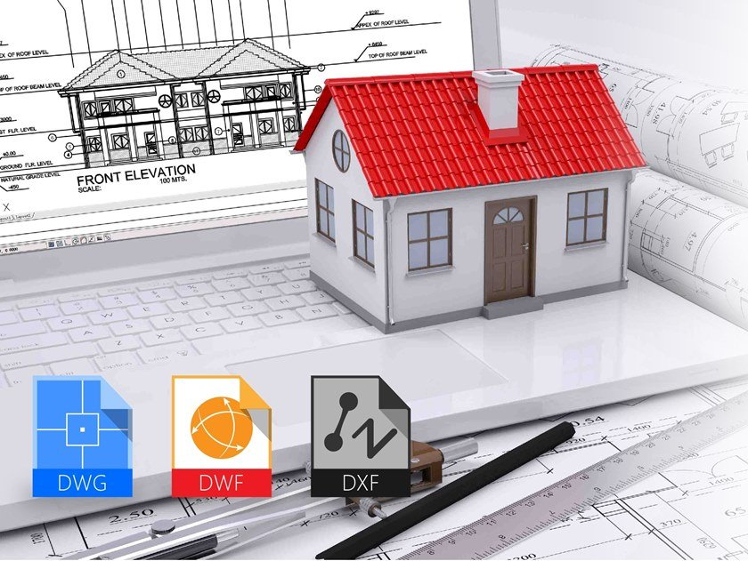 2D & 3D CAD technical design ZWCAD Viewer by ZWSOFT