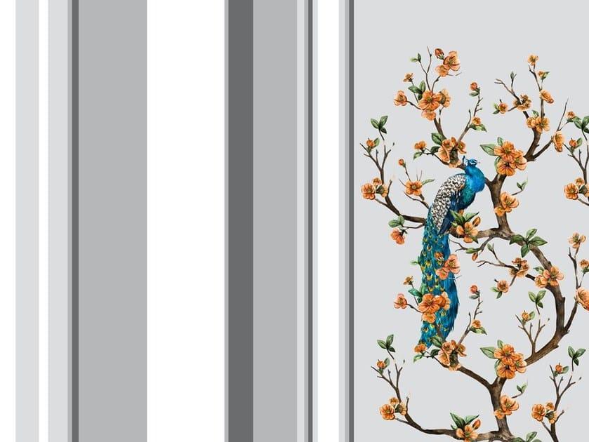 Fiberglass textile wallpaper A-22 by MOMENTI