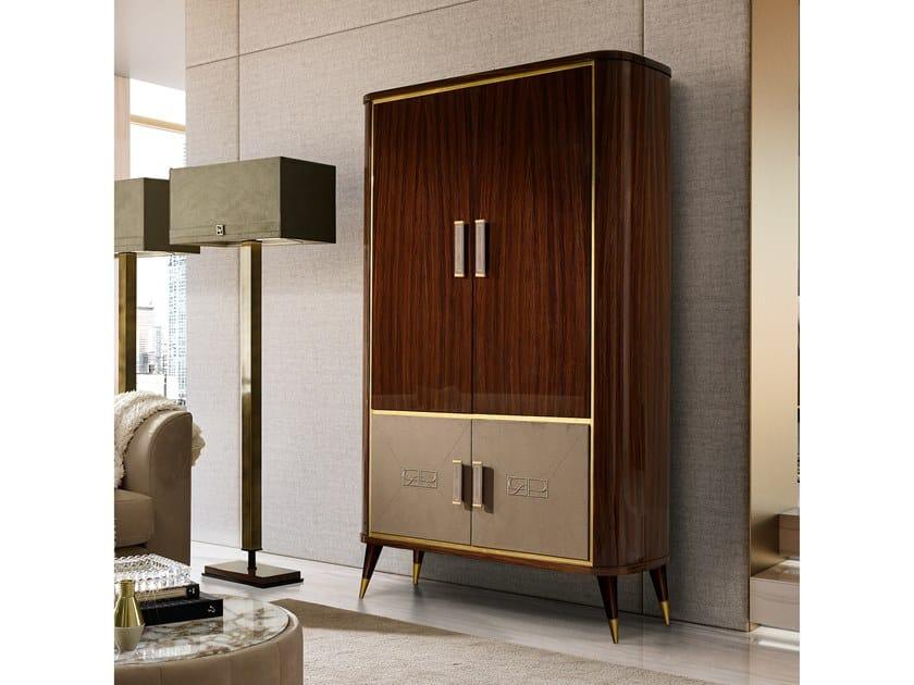 Wooden bar cabinet RICHMOND | Bar cabinet by Barnini Oseo
