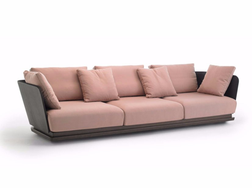 4 seater fabric sofa A. CORTESE | 4 seater sofa by Punt