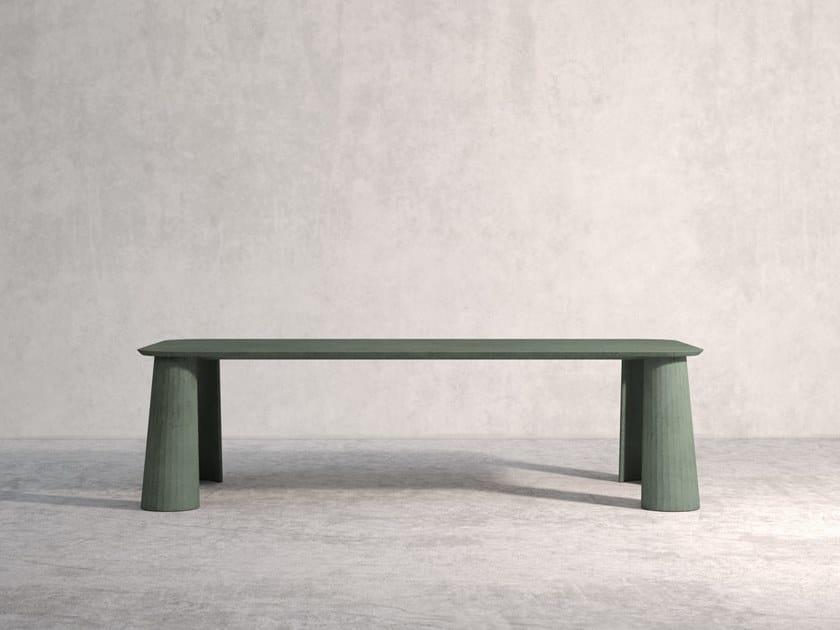 桌子 FUSTO   桌子 by Forma&Cemento