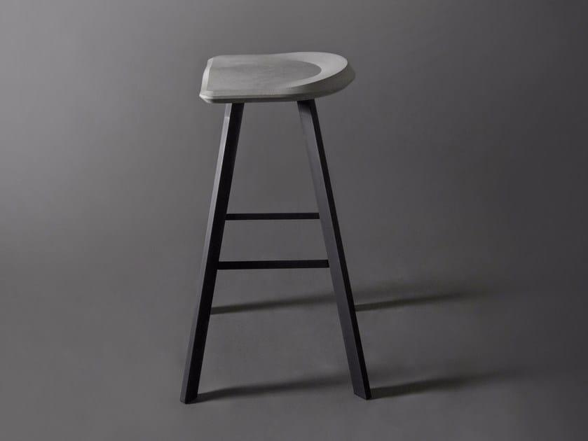 High stool A | High stool by Bentu Design