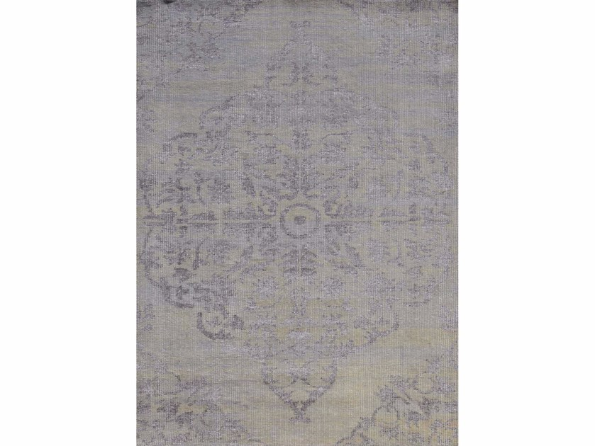 Handmade rug CHANTILLY PX-2139 Gray by Jaipur Rugs